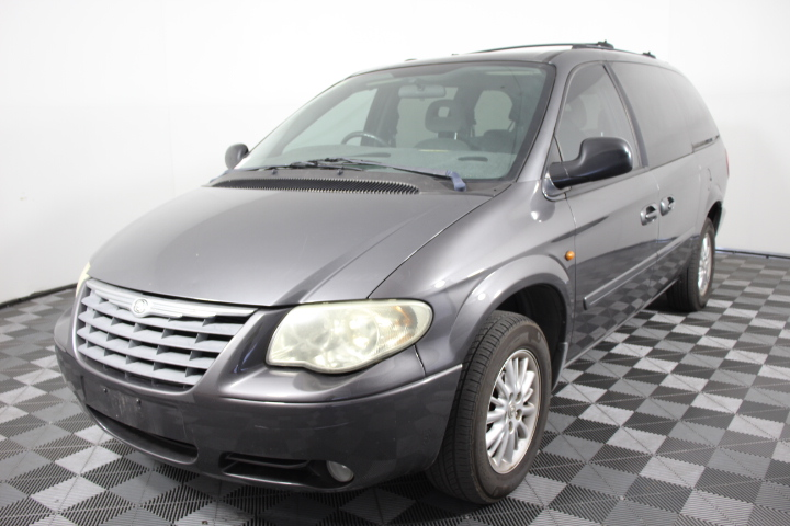 2006 Chrysler Grand Voyager LX Vision Automatic 7 Seat People Mover