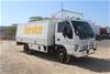 2006 Isuzu NPR300 Turbo Diesel Service Truck (Ex Fleet)