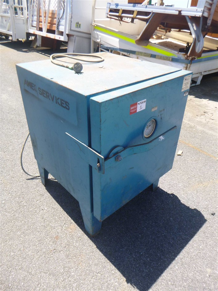 Smithweld Ovens S-150M 300° Rod Oven