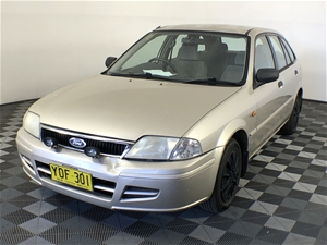 2001 Ford Laser LXi KQ Automatic Hatchba