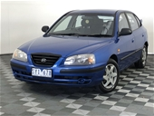 Unreserved 2004 Hyundai Elantra 2.0 HVT XD Manual
