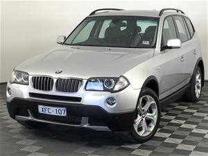 2009 BMW X3 xDrive 20d Lifestyle E83 Tur