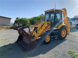 2005 JCB C3X Backhoe Loader