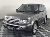 2006 Land Rover Range Rover Sport TDV6 T/Dsl Automatic Wagon