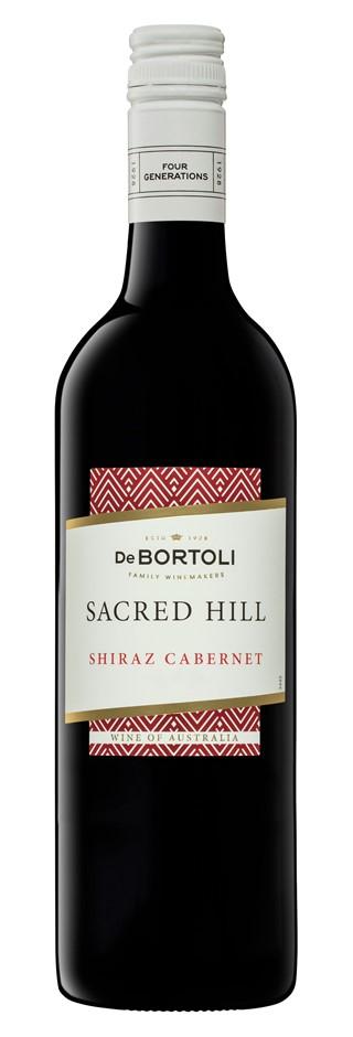 Sacred Hill Shiraz Cabernet 2019 (12x 750mL). NSW.