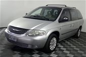 Unreserved 2002 Chrysler Grand Voyager SE RG AutoPeopleMover