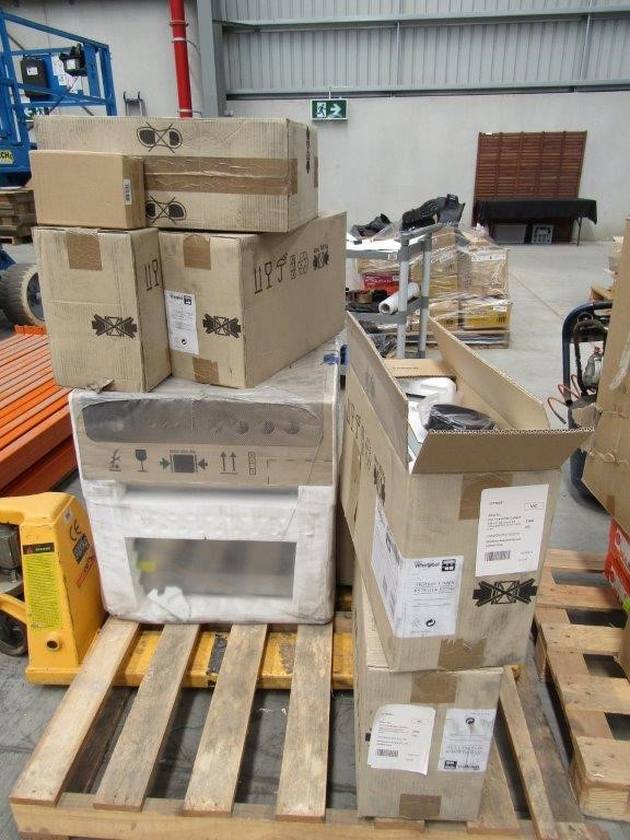 Pallet of Assorted Kitchen Items