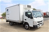 2013 Mitsubishi Canter 4 x 2 Refrigerated/Freezer Body Truck