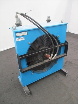 Qty of Dynacool A2000 Classic Heat Exchanger