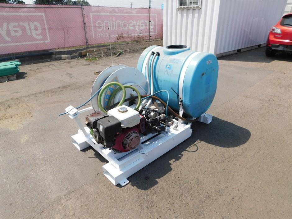 Quik Spray 300L Spray Unit