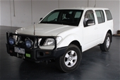 2010 Nissan Pathfinder ST (4x4) R51 Manual 7 Seats Wagon