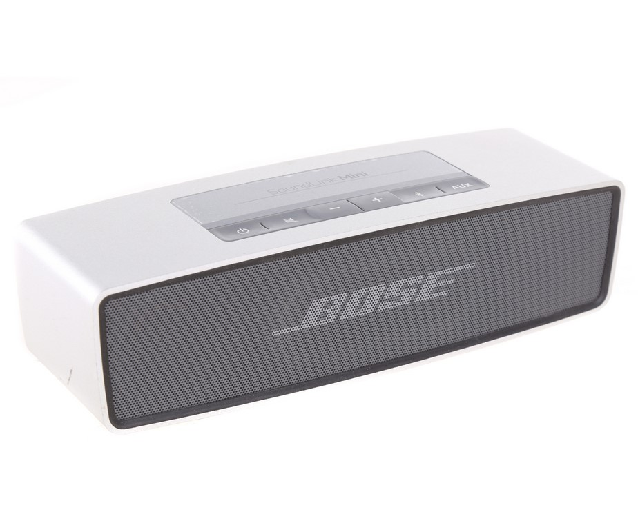 BOSE SoundLink Mini Bluetooth Speaker. N.B. Missing Charger and Accessories