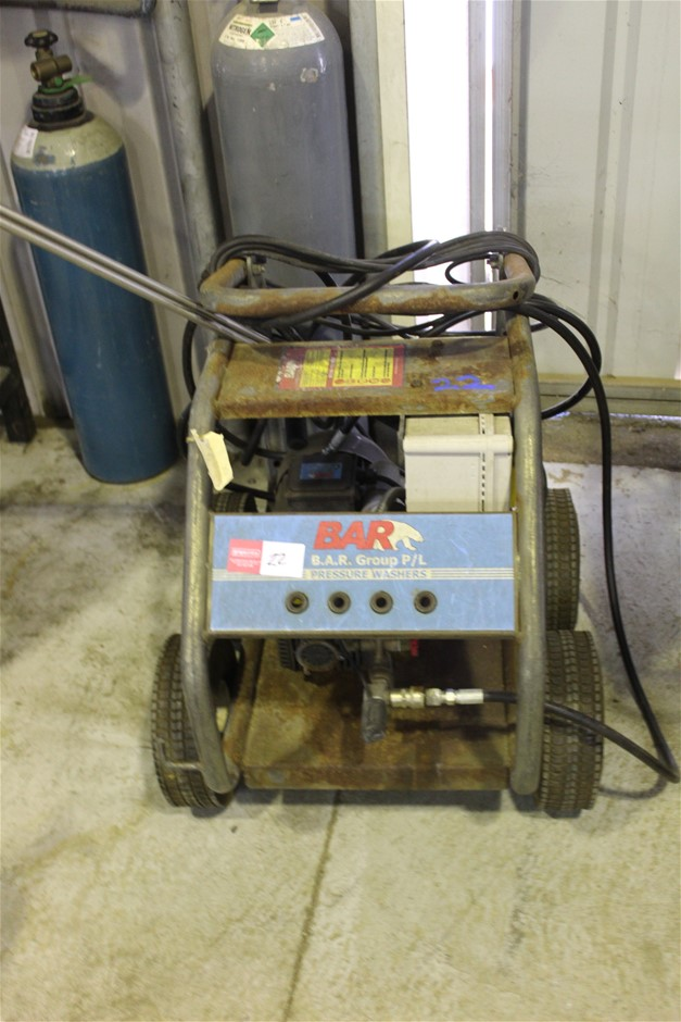 Bar Group P/L Pressure Washer