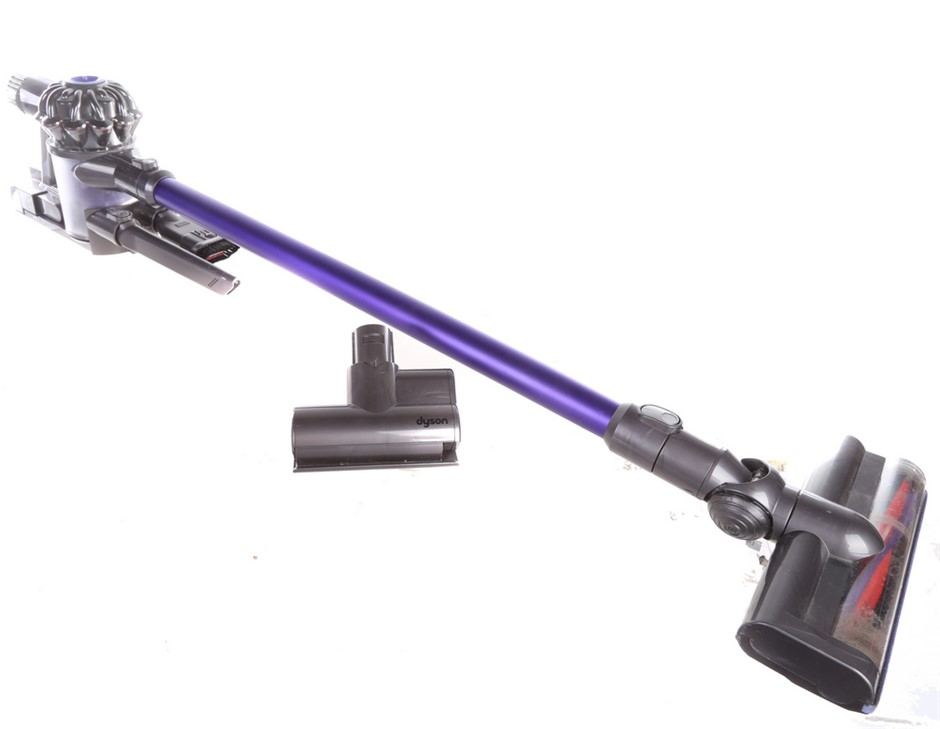 DYSON V6 Stick Vacuum Cleaner. N.B. Not in Original Packaging Has been used