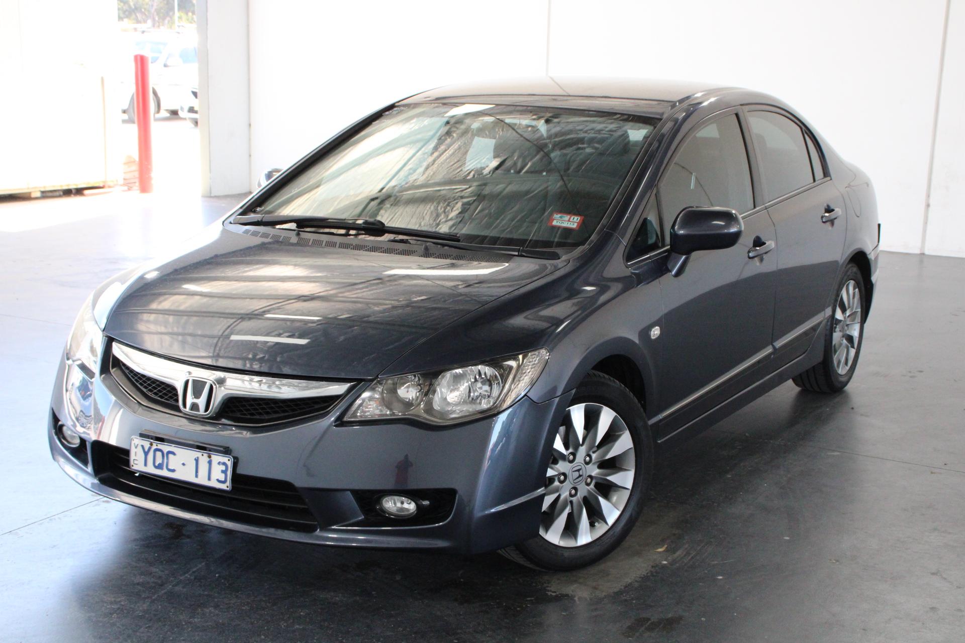 2011 Honda Civic VTi-L 8TH GEN Automatic Sedan
