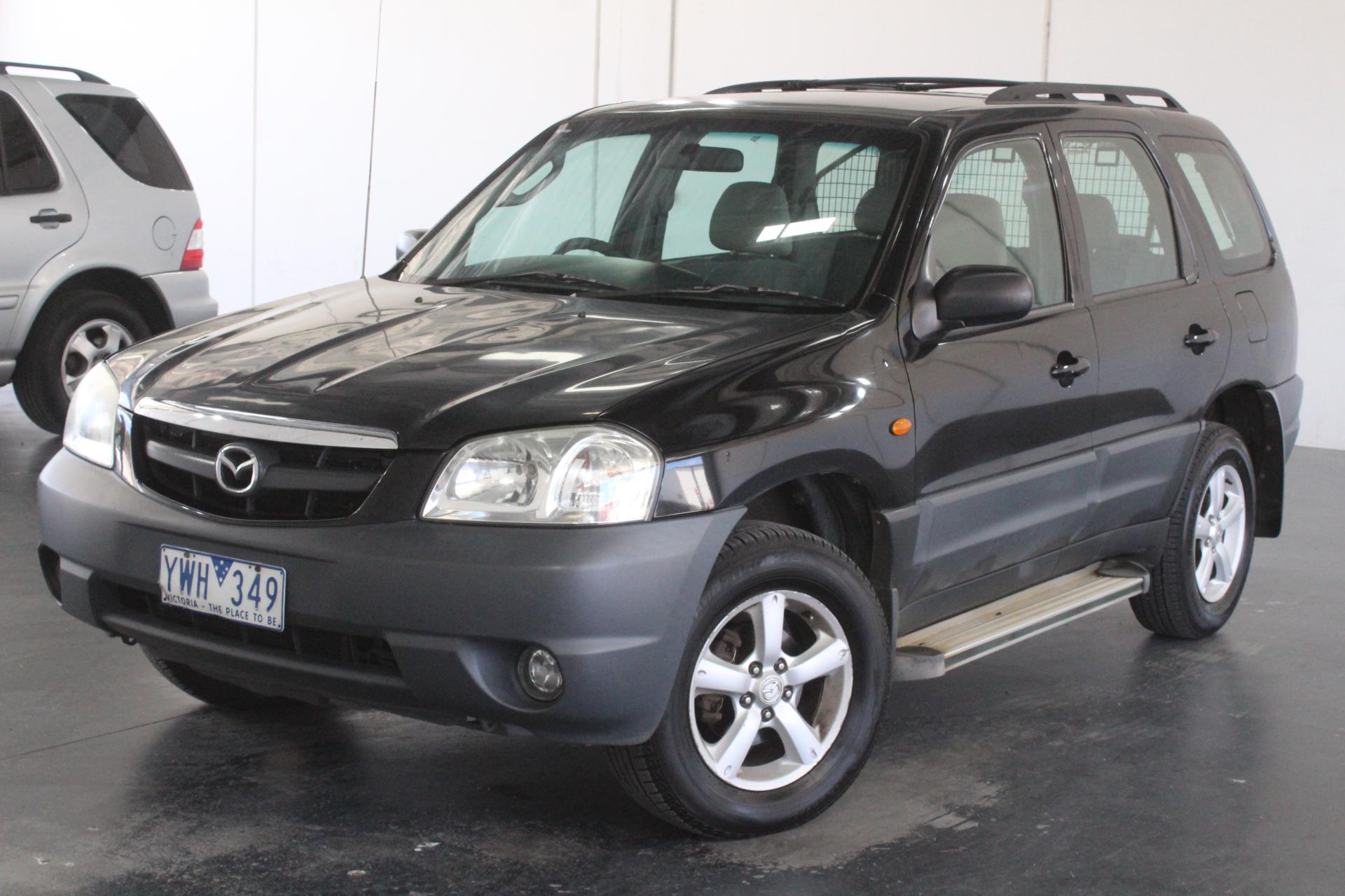 2004 Mazda Tribute Limited Sport Automatic Wagon (WOVR)