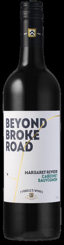 Tyrrell's Beyond Broke Road Cabernet Sauvignon 2018 (6 x 750mL) WA