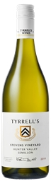 Tyrrell's `Stevens Single Vineyard` Semillon 2014 (6 x 750mL) Hunter Valley
