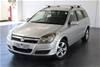 2005 Holden Astra CDX AH Manual Wagon