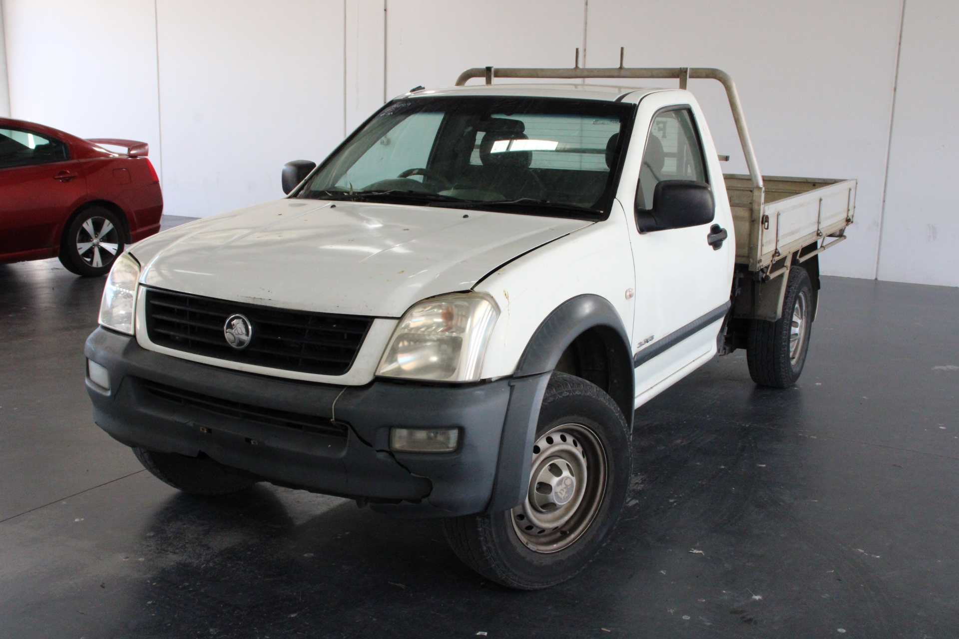 2003 Holden Rodeo LX RA Automatic Cab Chassis