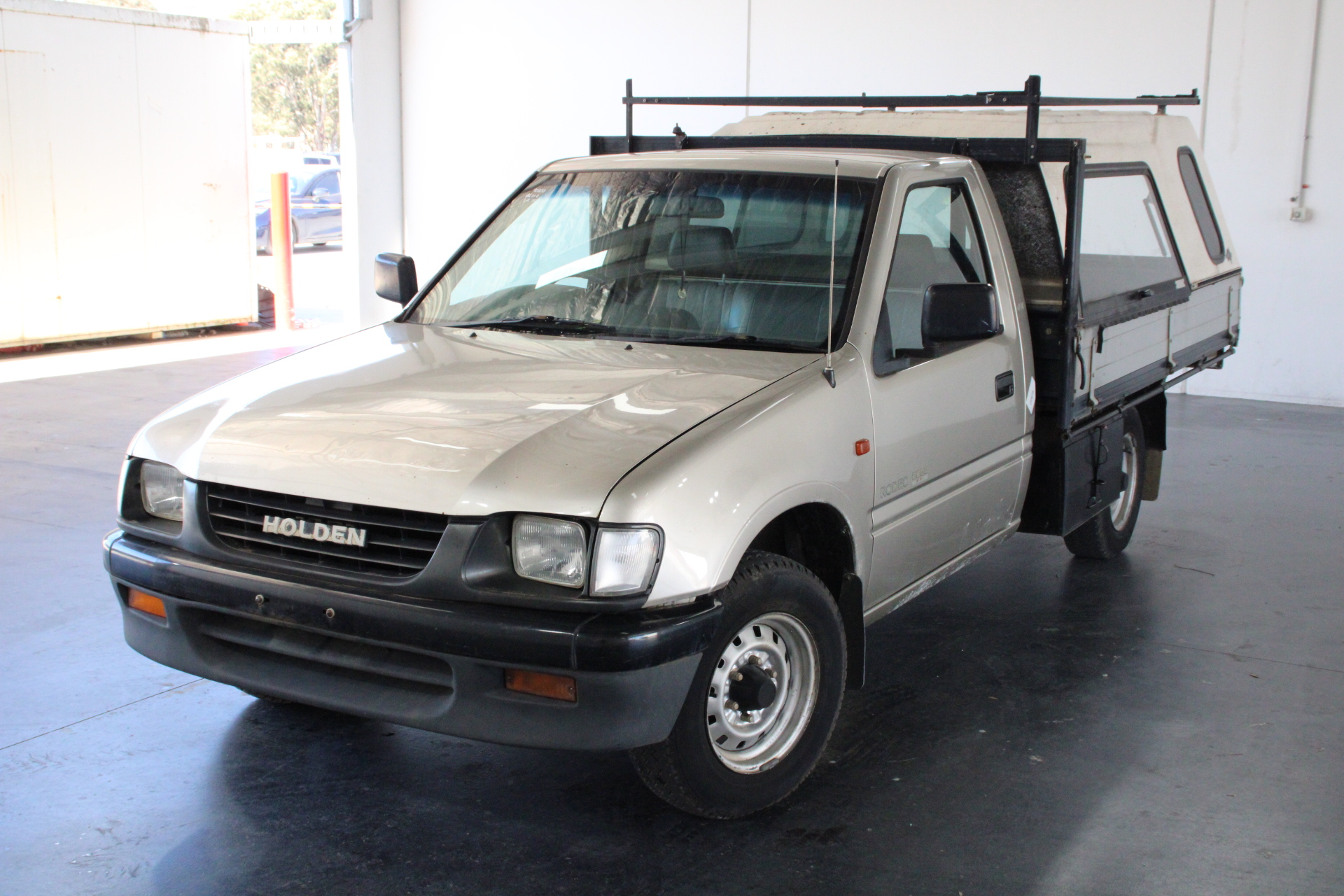 1998 Holden Rodeo DX Manual Cab Chassis