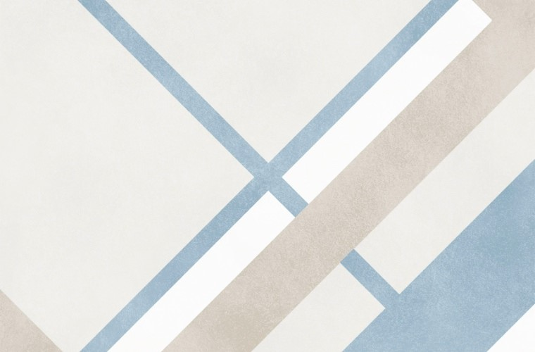 Estudio Ceramica Frame 15 Décor Newport 15x15cm Matt Porcelain Tiles 11.4m²