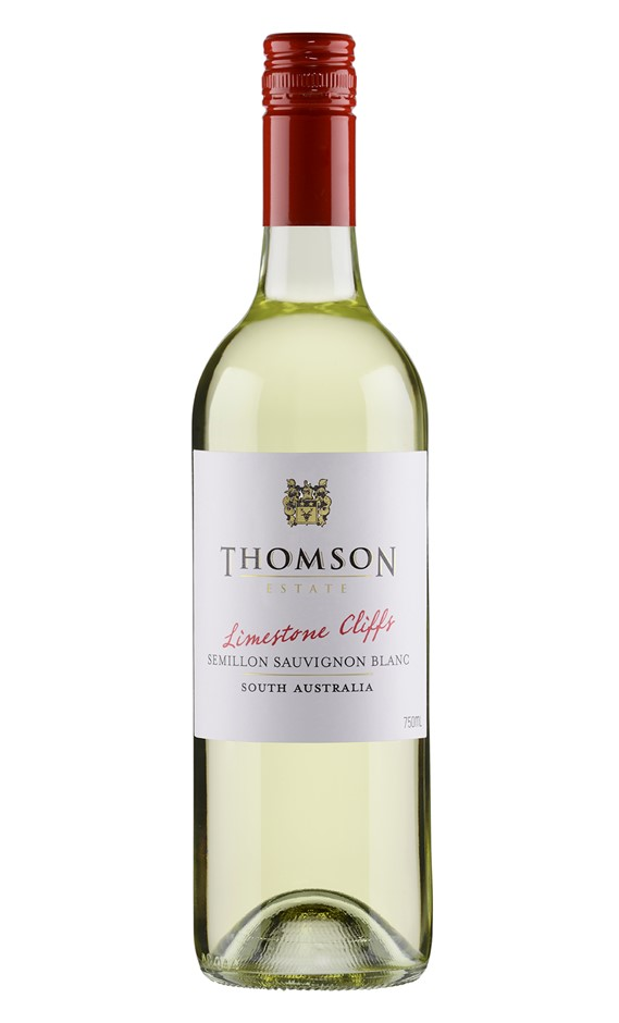 Thomson Estate `Limestone Cliffs` Sem Sauvignon Blanc 2018 (12x 750mL) SA