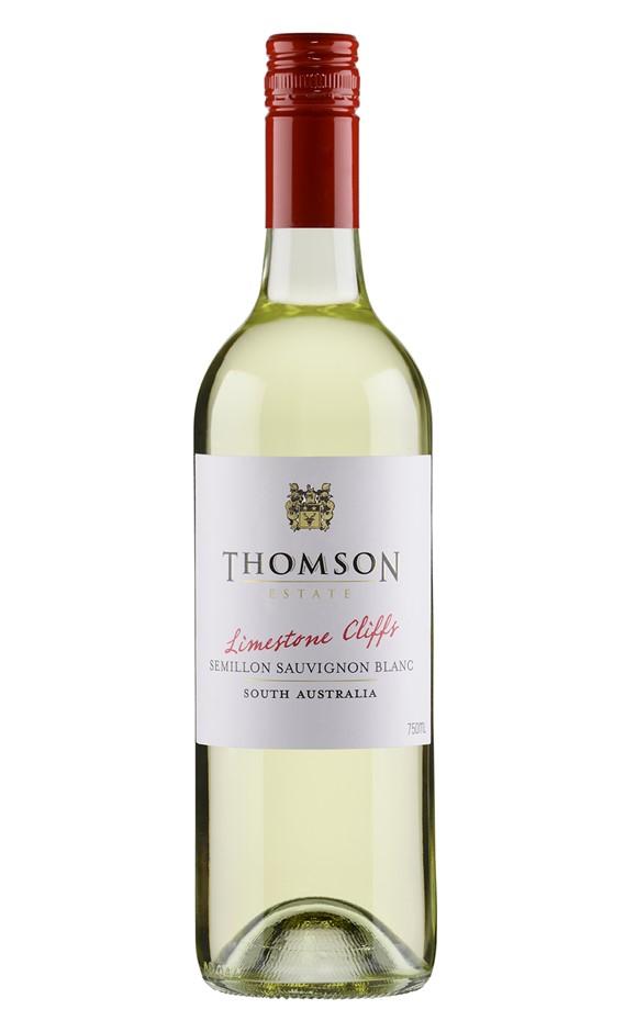 Thomson Estate `Limestone Cliffs` Sem Sauvignon Blanc 2018 (12x 750mL) SA
