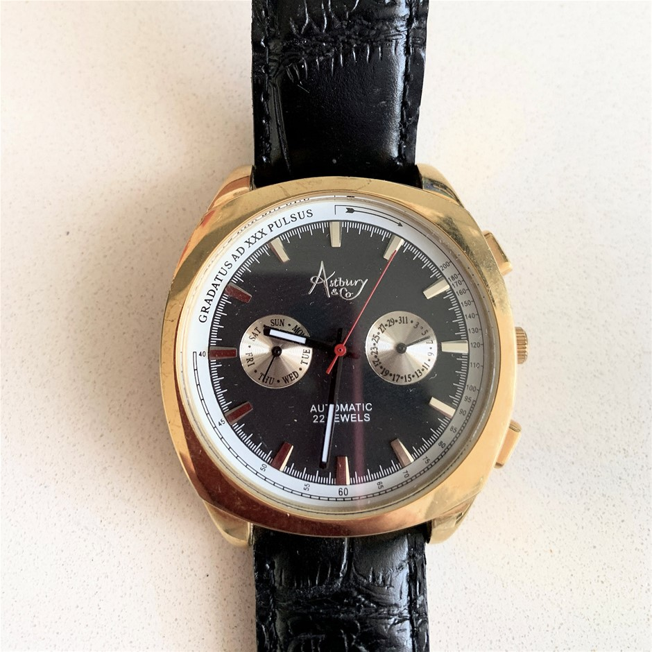 Astbury & Co New Old Stock Automatic watch