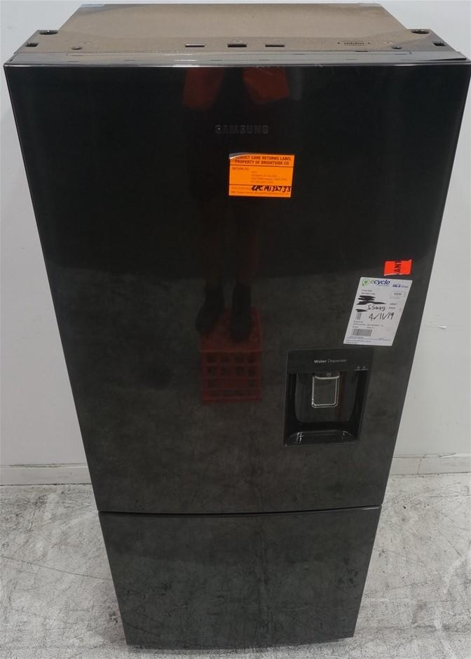 Samsung SRL452DBLS 455L Black Bottom Mount Refrigerator