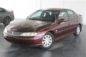 2000 Holden Berlina VX Automatic Sedan