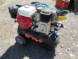 Petrol Powered Compressor
