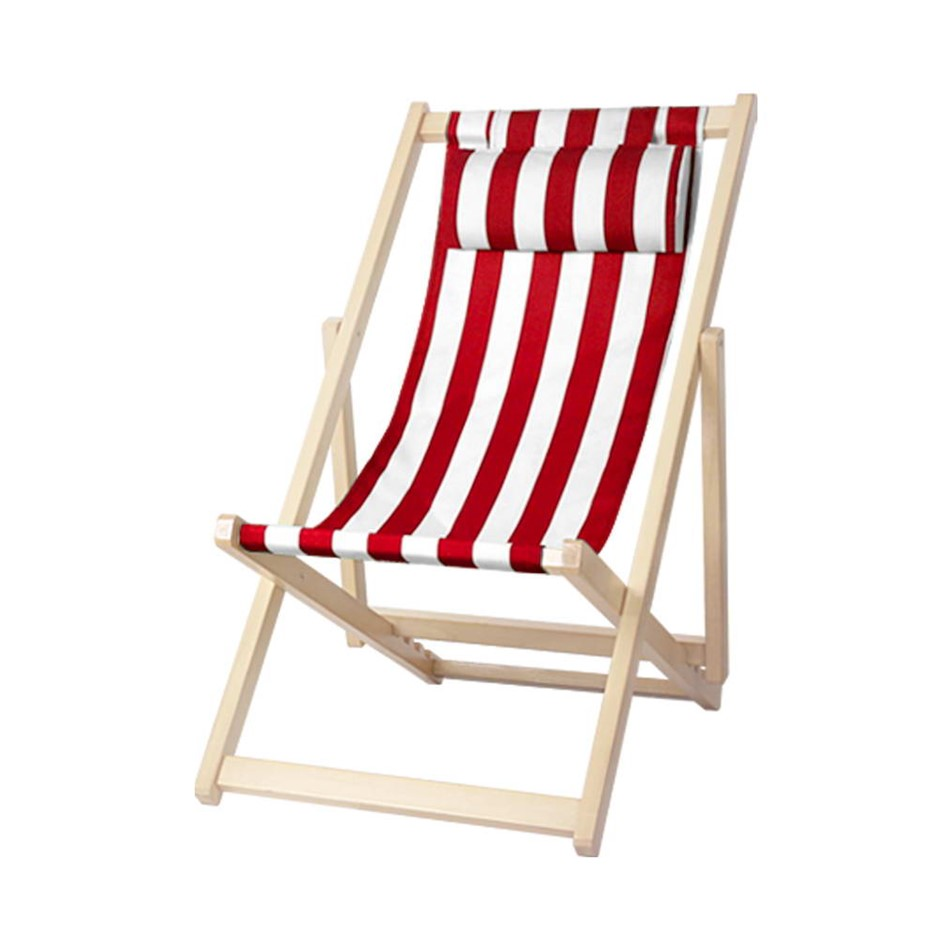 Artiss Outdoor Furniture Sun Lounge Chairs Deck Folding Wooden Beach Patio