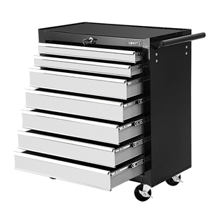 Giantz Tool Box Chest Cabinet Trolley 7