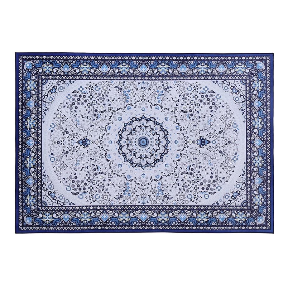 Artiss Short Pile Floor Rug 120x170cm Gaspar