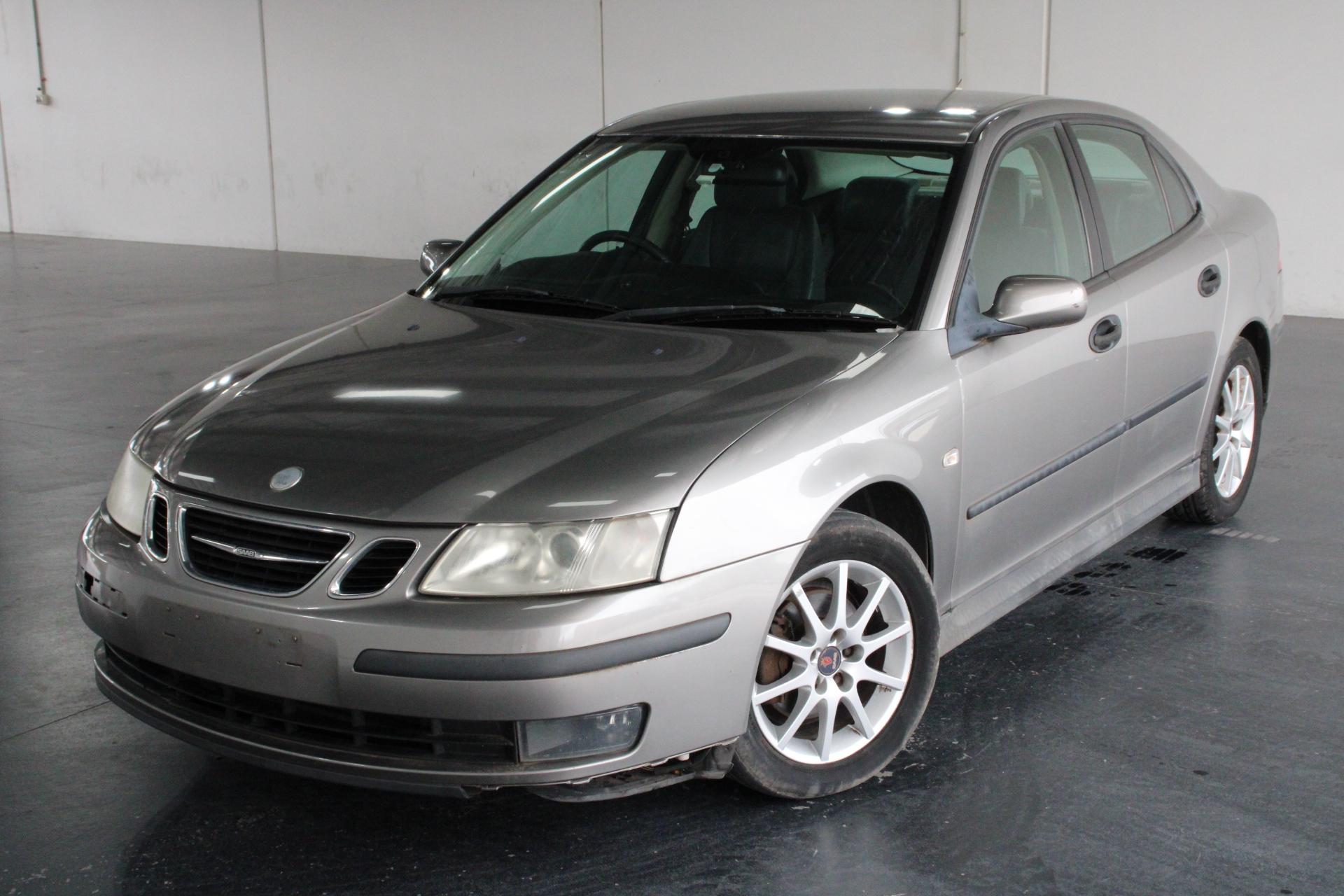 2005 Saab 9-3 ARC 2.0T Automatic Sedan