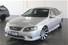 2007 Ford Fairmont Ghia BF MKII Automatic Sedan