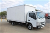 2012 Fuso Canter Turbo Diesel Pantech Truck (Tailgate Loader)