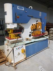 2007 Steelmaster 5M-PS Punch/Shear/Notch