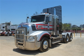 2016 Kenworth T409 6x4 Prime Mover Truck