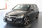 Unreserved 2007 Holden Astra SRi AH Automatic