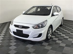 2017 Hyundai Accent Sport RB Automatic H