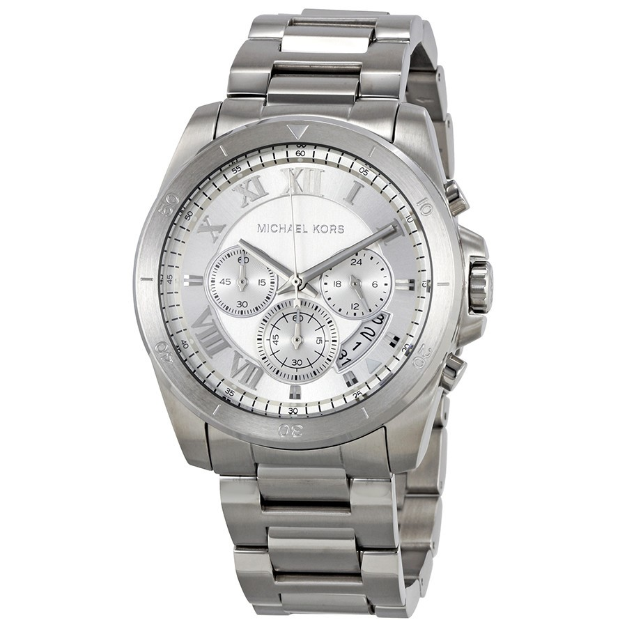Striking new Michael Kors Brecken Men's Chronograph Watch.