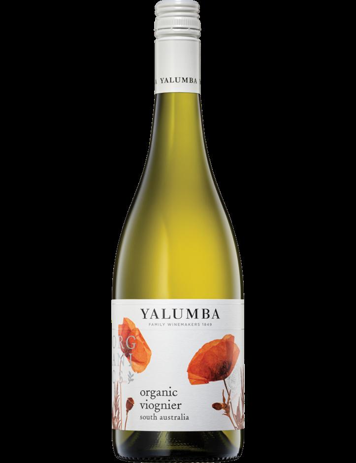 Yalumba `Organic` Viognier 2018 (6 x 750mL), Barossa, SA.