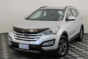 2015 Hyundai Santa Fe Active DM Turbo Di