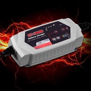 Smart Battery Charger 15A 12V 24V Automa