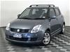 2007 Suzuki Swift EZ Manual Hatchback