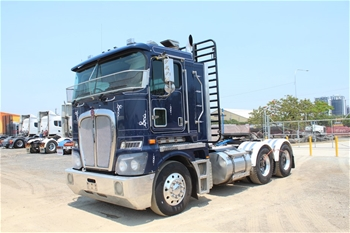 2014 Kenworth K200 6 x 4 Prime Mover Truck