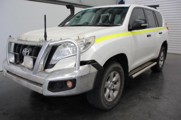 2014 Toyota Landcruiser Prado GX (4x4) KDJ150R Turbo Diesel Automatic Wagon