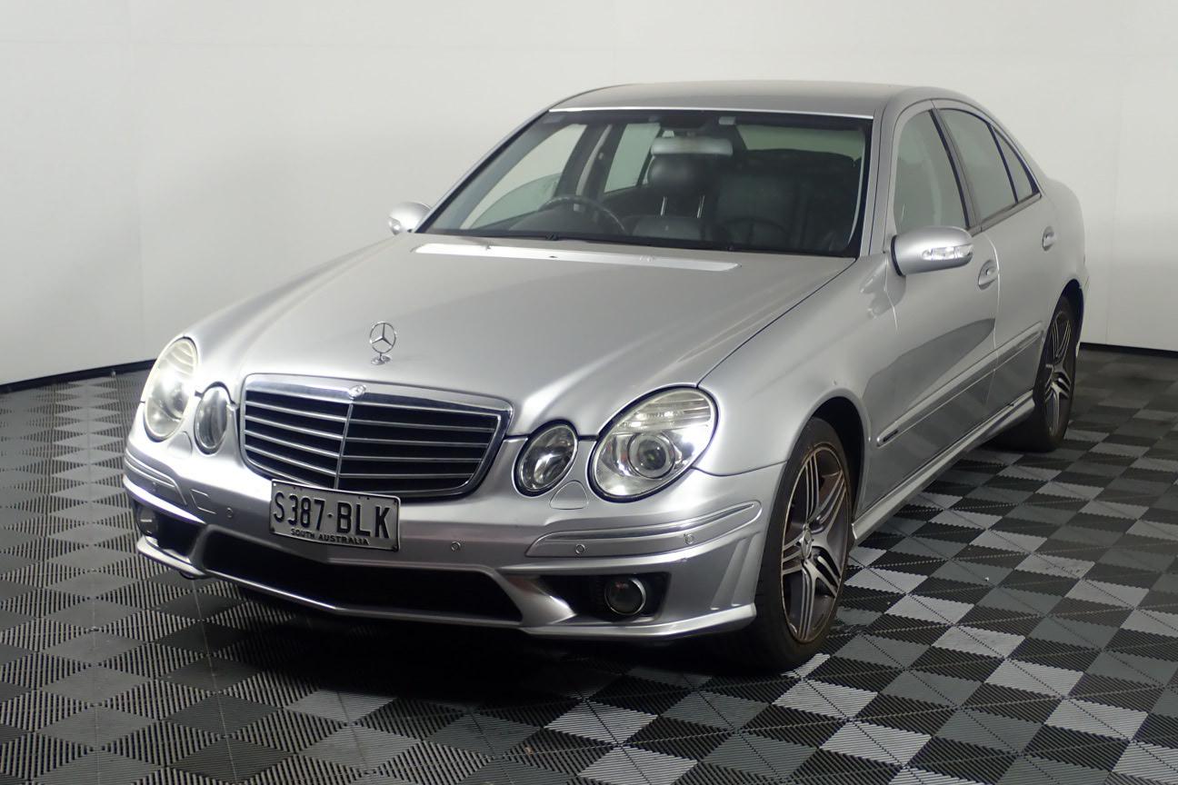 2002 Mercedes Benz E270 CDI Classic W211 T/D Auto Sedan (WOVR)